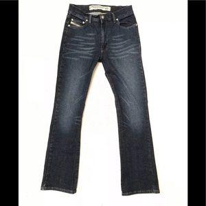 Diesel Design Industry Dark Wash Jeans